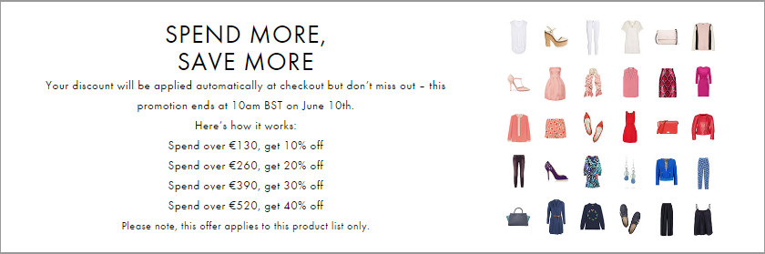 Get an extra discount   HK   THE OUTNET