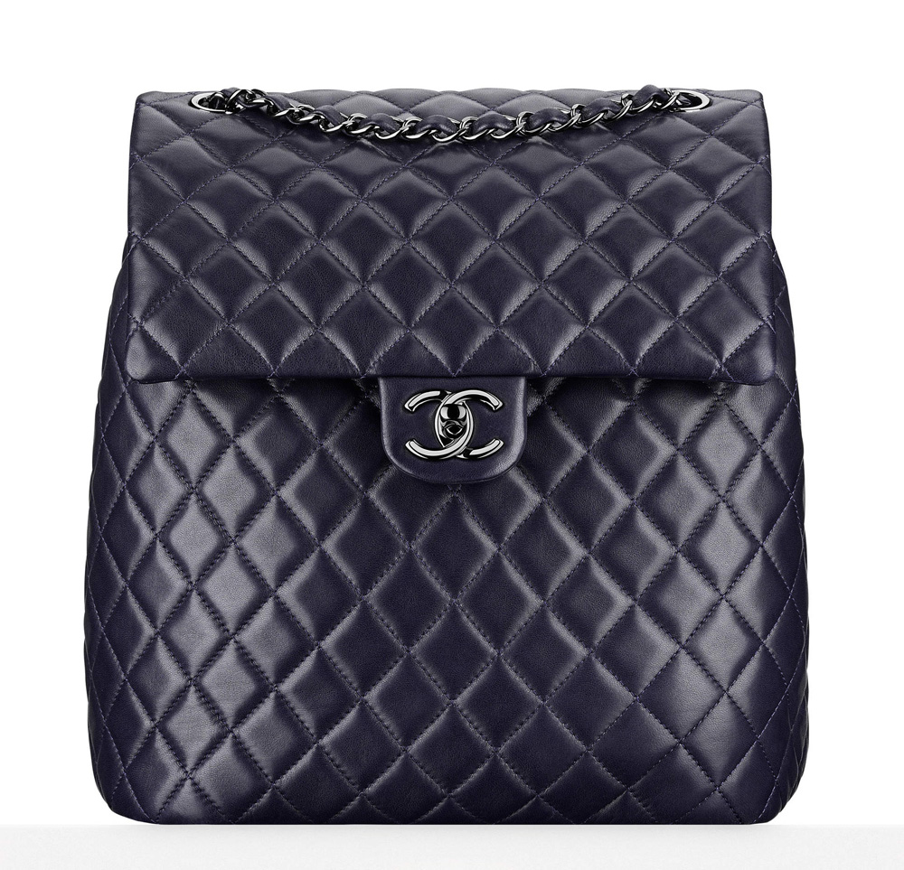 Chanel-Backpack-Navy-3700