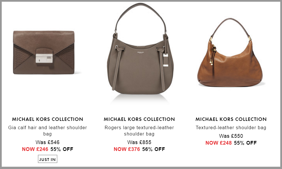 Designer Bags   Sale up to