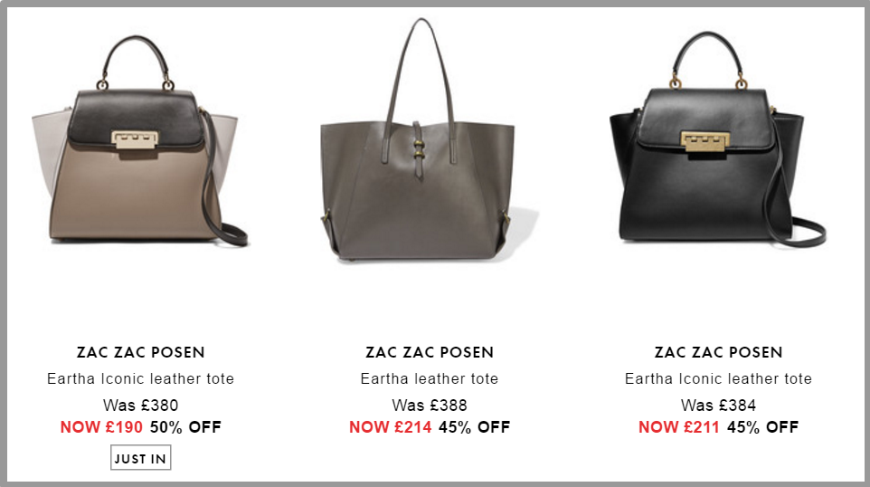 Designer Bags   Sale up to 70  off