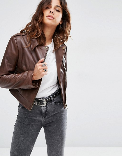 asos-leather-biker-jacket-in-classic-fit-with-stitch-detail