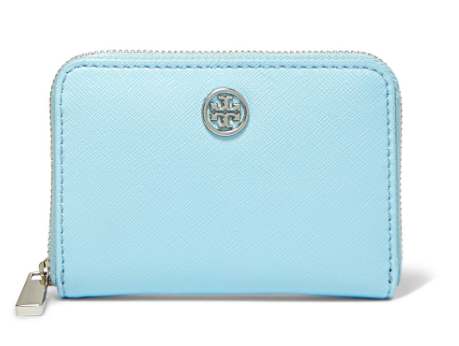 Robinson textured leather wallet Tory Burch HK THE OUTNET