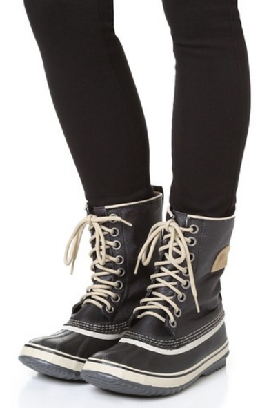 Sorel 1964 Premium Canvas Boots SHOPBOP