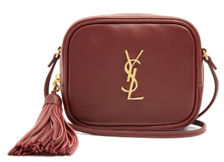 Monogram Blogger leather cross body bag 2