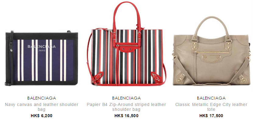 Balenciaga Handbags Shop online at mytheresa.com