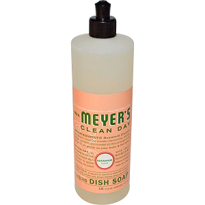 Mrs. Meyers Clean Day, Liquid Dish Soap