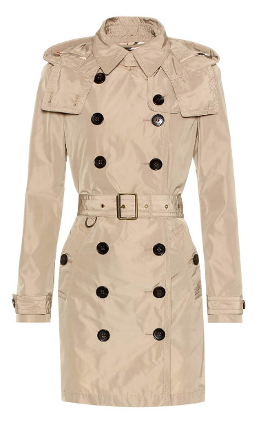 Balmoral Trench Coat Burberry