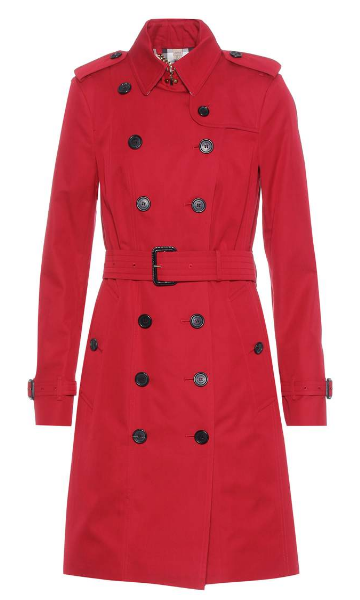 Burberry Sandringham trench coat mytheresa.com